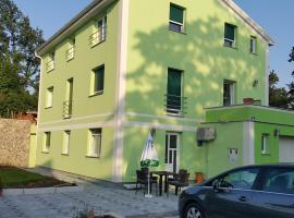 Apartments Carmen, Jurdani (рядом с городом Jušići)