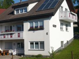 Familienferienhof Berger, Wolpadingen (Hierholz yakınında)