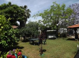 Zimmer In The Garden, Karmiel (рядом с городом Lavon)