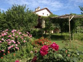 Casa Isabella, Vaglio Serra (Nizza Monferrato yakınında)