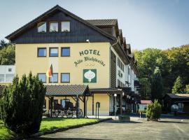 Hotel Alte Viehweide, Helferskirchen (Selters yakınında)