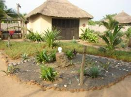 Safari Beach Lodge, Akwida (рядом с городом Agona)