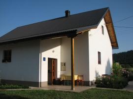 House Nada, Donji Babin Potok (рядом с городом Gornji Babin Potok)