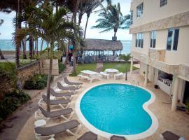 Kite Beach Inn, Cabarete