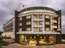 The President Hotel, Hubli (рядом с городом Gadag)