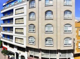 Hotel Jucamar, Cangas de Morrazo