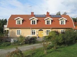 Hälluddens Stugby och Vandrarhem, Byxelkrok