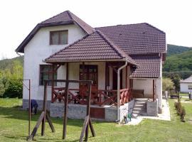 Huta Vendégház, Kishuta (рядом с городом Vilyvitány)