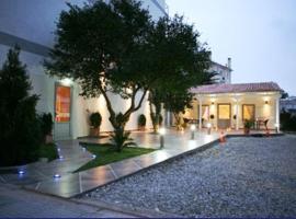 Omiros Luxury Hotel