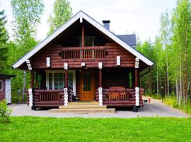 Lakeside Cottage, Тайпалсаари (рядом с городом Vehkataipale)