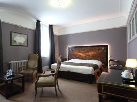 Le Grand Hotel, Tours