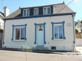 La Maison Bleue, Ланьон (рядом с городом Ploulech)