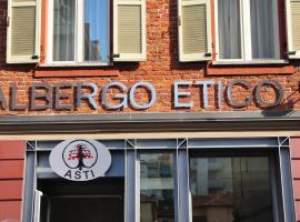 Albergo Etico Asti