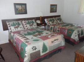 White Oak Motel & Cottages, Holderness