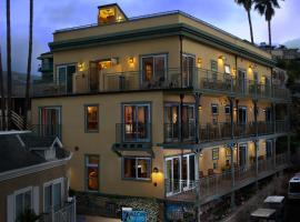 The Avalon Hotel in Catalina Island, Avalon