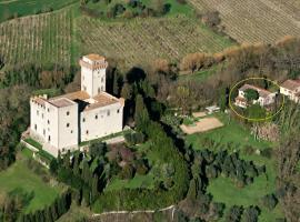 Colonica Torre Del Castellano, Reggello (Rota yakınında)