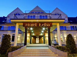 Łeba Hotel & Spa, Леба
