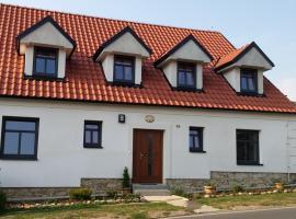 Apartmány u Svatého Jána, Myslkovice (Borek yakınında)