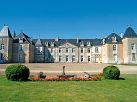 Château De Panloy, Пор-д'Анво (рядом с городом Annepont)