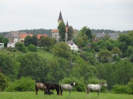 Hostinec u Janatů s ubytováním, Čestín (Uhlířské Janovice yakınında)