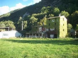 La Siberie, Entrevaux (рядом с городом La Penne)