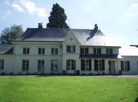 Manoir de l'As de Trèfle, Isneauville (рядом с городом Morgny-la-Pommeraye)