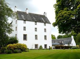 Macdonald Houstoun House, Livingston