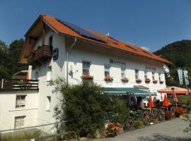 Gasthaus Zehrermühle, Schönberg (Innernzell yakınında)