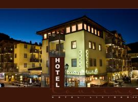 Hotel Touring, Livigno