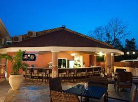 Golden Bean Hotel, Kumasi (рядом с городом Adiebaba)