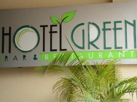 Green Hotel & Restaurant, Pathānkot (рядом с городом Malakpur)