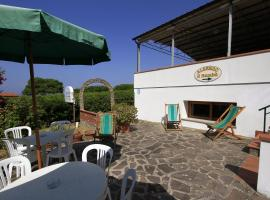 Hotel Holiday Bambù, Marciana (Zanca yakınında)