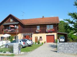 Haus Rottauenblick, Bad Birnbach (Brandstatt yakınında)