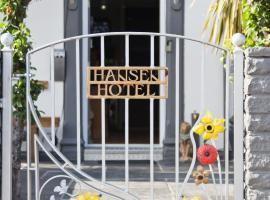 Hansen Hotel, Ньюкасл-апон-Тайн (рядом с городом Jesmond)
