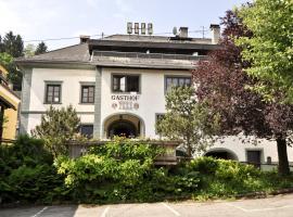 Gasthof Tell, Paternion (Fresach yakınında)