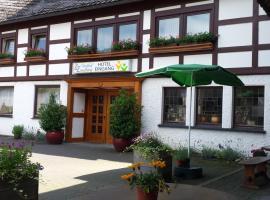 Gasthof Zwilling, Schmallenberg (Westernbödefeld yakınında)