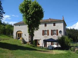 Maison Neuve Grandval, Grandval (рядом с городом Le Monestier)