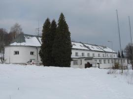 Apartmány Vrbno pod Pradědem, Vrbno pod Pradědem (Karlovice yakınında)