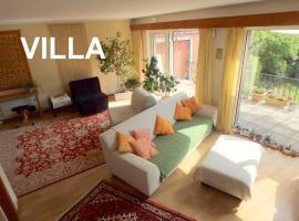 A Sunny and Green Real Home, Wezembeek-Oppem (Oppem yakınında)