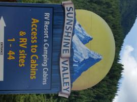 Sunshine Valley RV Resort and Cabins