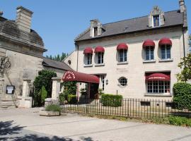 Hostellerie Le Griffon, Blérancourt (рядом с городом Folembray)