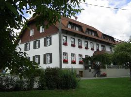 Gasthaus zum Schwanen, Ühlingen-Birkendorf (Berau yakınında)