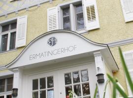 Hotel Ermatingerhof, Ermatingen (À proximité de: Reichenau)