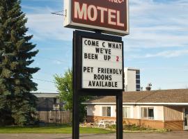 Northlander Motel, Sault Ste. Marie (Goulais River yakınında)