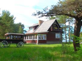 Karineeme Holiday House, Mahu (Linnuse yakınında)