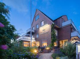 Hotel Strandburg, Baltrum
