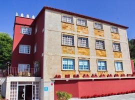 Hotel Xacobeo, Оутейро (рядом с городом Granxa)