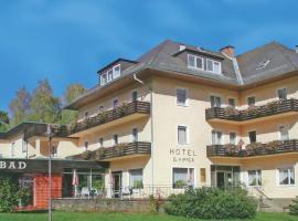 Drei Quellen Hotel Kipper, Bad Gams (Graschuh yakınında)