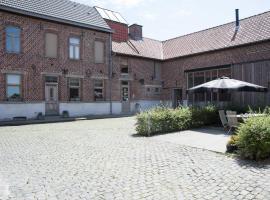 Hotel Het Leerhof, Parike (Opbrakel yakınında)