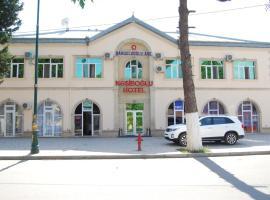 Nesiboglu Hotel, Ağstafa (Tovuz yakınında)
